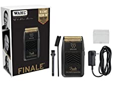 PROFESSIONAL PRECISION: From Wahl Professional's commercial grade line of products, the 5-Star Finale Shaver is intended for professional use only and is engineered to deliver the sharp performance that experts demand. The Finale is versatile enough ...