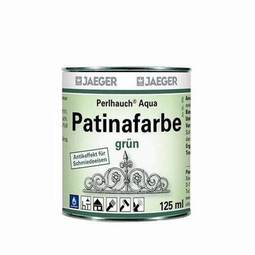 Jaeger Patinafarbe grün 125 ml