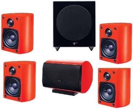 All Room Designer Series Home Theater Speaker System