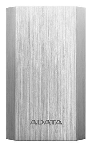 ADATA AA10050-5V-CSV PowerBank, 10050mAh Silber