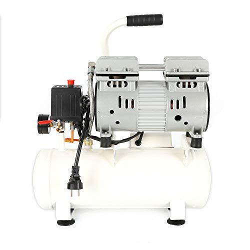 680W 12L Silent Leise Kompressor Druckluft DruckluftLeise Kompressor leise ölfrei