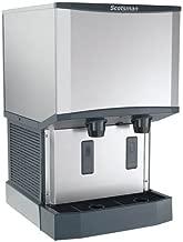Scotsman HID525A-1 Meridian Countertop Air Cooled Ice Machine and Water Dispenser - 25 lb. Bin Stora
