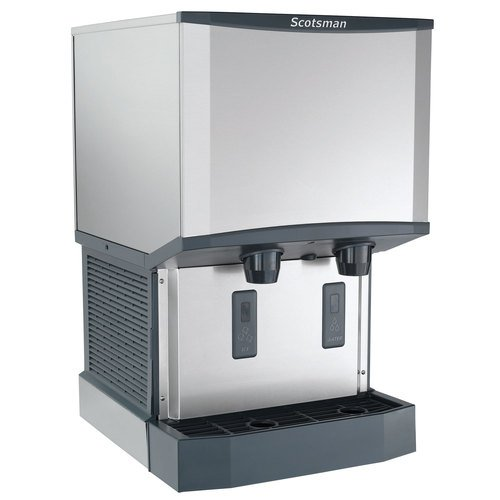 Scotsman HID525A-1 Meridian Nugget Ice & Water Dispenser, 25-Pound...
