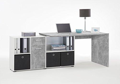 Schreibtisch Licht Atelier/ weiss