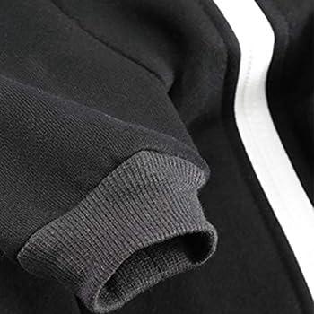 meioro Sweats à Capuche pour Chiens Vêtements pour Animaux Pull pour Chien Chaud Vêtements de Sport pour Chats Convient aux Animaux de Petite et Moyenne Taille (M, Noir)