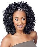 URBAN SOFT DREAD (6 Pack, 1B Off Black) - FreeTress Equal Braiding Hair Dreadlocks