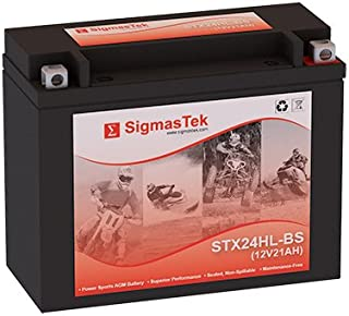 Arctic Cat Sabercat 600, 700, 2004-2006 Snowmobile Replacement Battery by SigmasTek