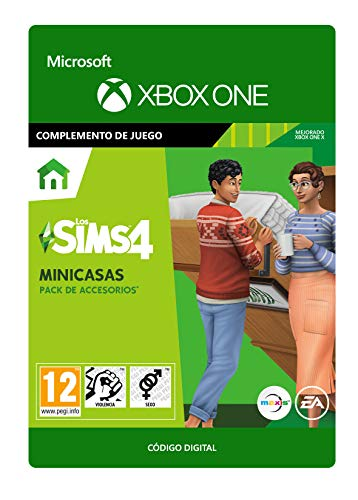 The Sims 4:  Tiny Living Stuff | Xbox One - Código de descarga