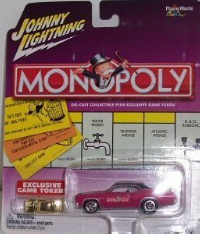 ventas de salida Johnny Lightning Monopoly Monopoly Monopoly Virginia Ave. '71 Plymouth Duster by Jugaring Mantis  marca