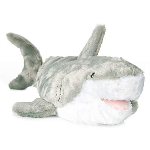Warm Pals Microwavable Lavender Scented Plush Toy Stuffed Animal - Samuel Shark