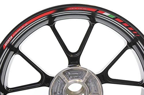IMPRESSIATA Bandas Adhesivas SpecialGP Moto Ducati 1199 Panigale Rojo