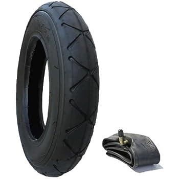 Mountain buggy duet wheel Inner Bent Valve Tube Size 270 x 47-203 10 1//2