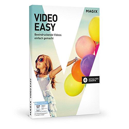 MAGIX Video easy (Version 6) – Beeindruckende Videos einfach gemacht