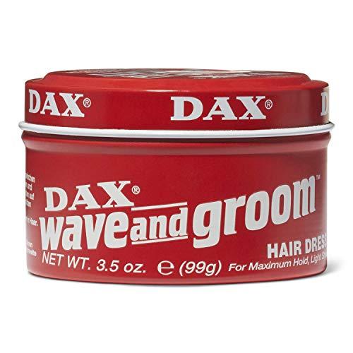 Dax Wave & Groom Hair Dress 3.5 Ounce Jar (103ml)