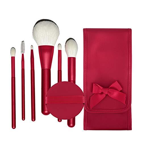 6 Pcs Maquillage Pinceaux Ensemble Pincel Maquiagem Cosmétiques Maquillaje Outil De Maquillage Poudre Fard À Paupières Cosmétique Ensemble Brosse à maquillage XXYHYQ