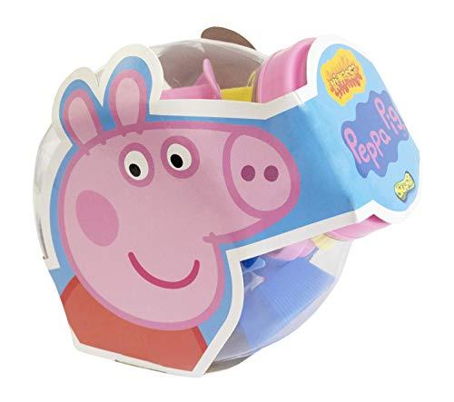 Massa de Modelar Festa do Cupcake, Peppa Pig, Sunny