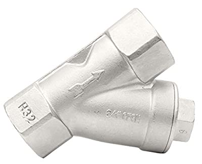 """SS 316 Y-Spring Check Valve 800PSI - 3/4"""" - M10170B002 from DuraChoice"""