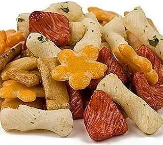 Hohoshi Sun Mix Aisan Rice Crackers In Resealable Zipper Bag, 2 lb