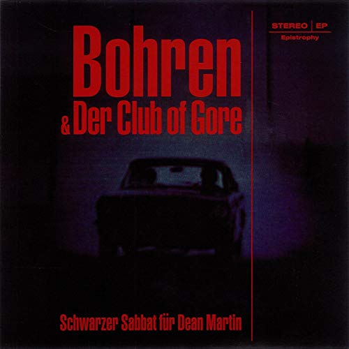 Wald / Bohren & Der Club Of Gore (Split EP) [Vinyl Single]