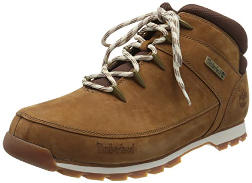 Timberland Herren Euro Sprint Hiker Chukka Boots, Braun (Marrone (Saddle) Tb0a22xsf131), 44.5 EU