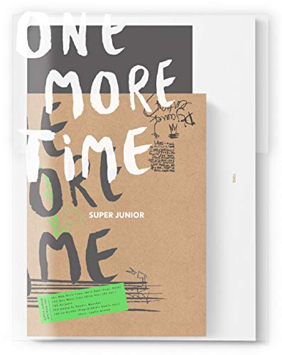 [Album]One More Time:Special Mini Album – Super Junior[FLAC + MP3]