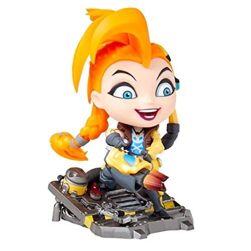for League of Legends Game Figures, LOL Series Figures/Odyssey Jinx Statue, Exquisite and Cool Resin Models, Perfect Collections for Desktop Placement Or Display Cabinets