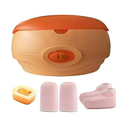 Calentador de parafina baño