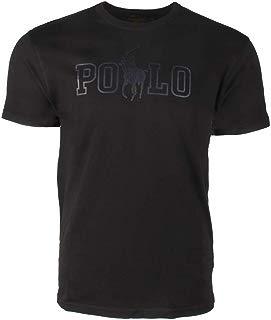 Polo Ralph Lauren Mens Crew Neck Graphic Logo T-Shirt