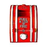 Huaxingda Detectores de Humo Set alarmas para su hogar, alarmas de Incendio, detectores de Incendios