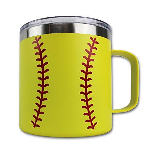 Softball Coach Coffee Cup