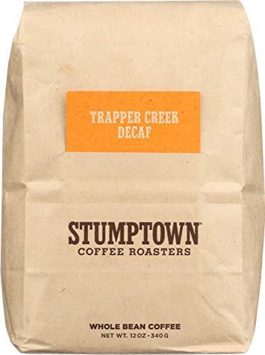 Stumptown Coffee Roasters Whole Bean, Trapper Creek Decaf, 12 oz