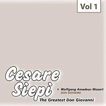 Cesare Siepi - The Greatest Don Giovanni, Vol. 1