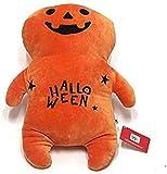 N/D El Hombre de Calabaza de Juguete de Peluche Hace una muñeca monstruosa Decoración de Halloween