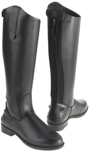 Just Togs, Togs Classic, Stivali da equitazione, Unisex adulto, Nero, 5 UK