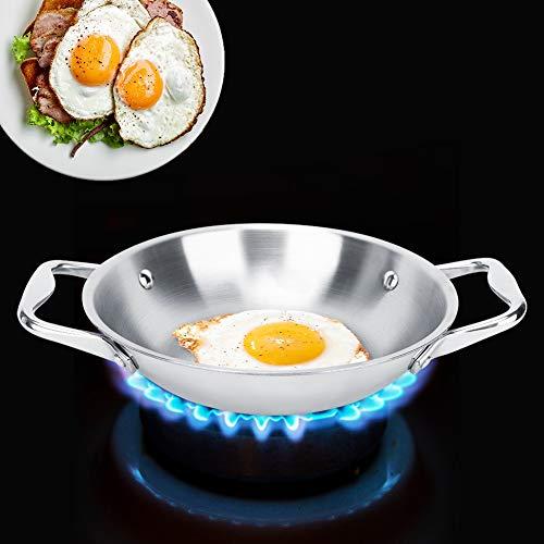 Natruss Utensilios de Cocina, sartén para Desayuno Cocina Utensilios de Cocina Sartén para Herramientas de Cocina, Hogar para Hacer Huevos fritos Cocina para panqueques