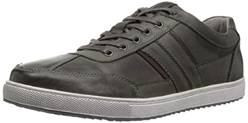 Kenneth Cole REACTION Men's Sprinter Sneaker, Grey, 13 M US