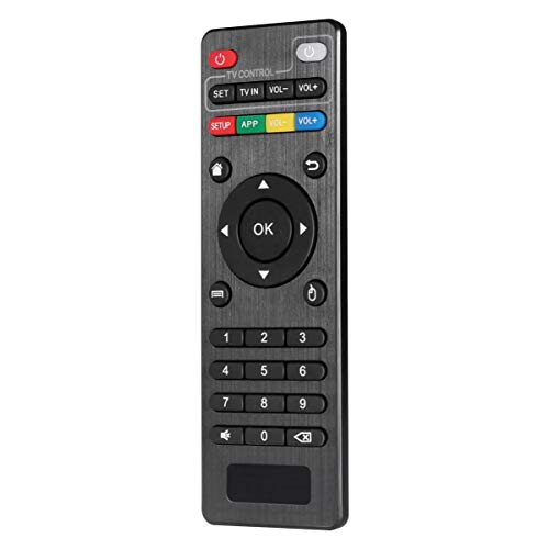 Milisten Universal PC Remote Controller for MXQ-4K MXQ-PRO Television STB...