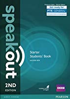 Speakout (2E) Starter Course Book with DVD-ROM