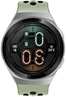 "HUAWEI WATCH GT2e Smartwatch, 1.39"" AMOLED HD Touchscreen- Mint Green"