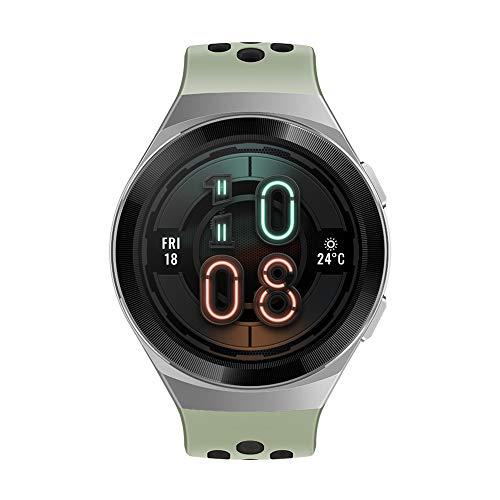 HUAWEI WATCH GT 2e Smartwatch, 1.39' AMOLED HD Touchscreen, GPS e GLONASS, Auto Rileva 6 Sport, Tracking di 15 Sport Diversi, VO2Max, Battito Cardiaco in Tempo Reale, Verde (Mint Green)