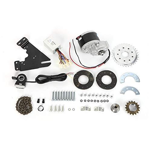 SHIOUCY 250W 24V Elektro Ebike Conversion Kit Elektrofahrrad Umbausatz für Fahrrad DIY Fahrradzubehör