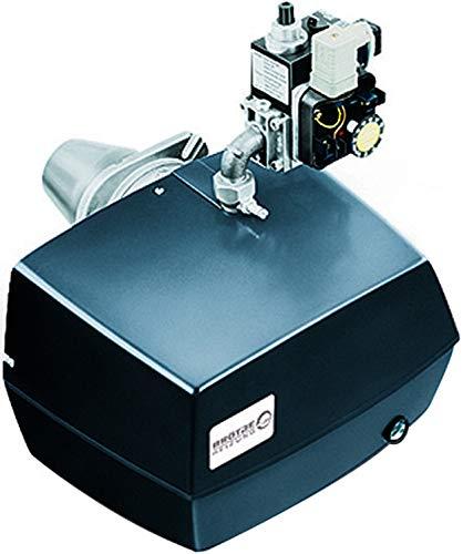 Brötje Gasgebläsebrenner GAS-JET 50 UNI-NOX 15-50 kW Gasbrenner Kompakteinheit