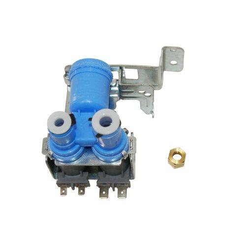 Magnet-Wasserventil 2-Wege für Samsung Kühlschrank / Gefrierschrank, entspricht Da9702682A