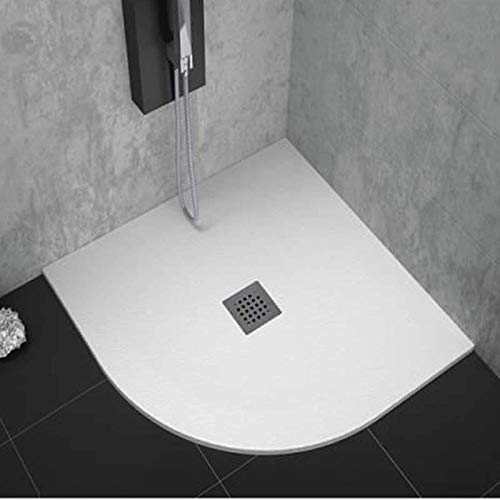 100cm estra plat rectangulaire bac /à douche Receveur de douche 90