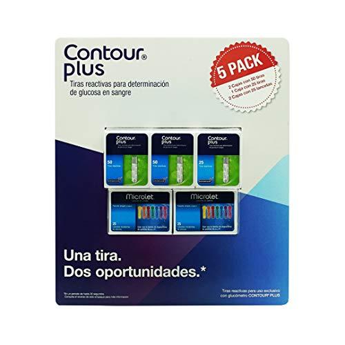glucometro precio fabricante Contour Plus