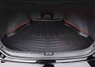 caartonn Trunk Cargo Mat Cargo Tray Cargo Liner Trunk Cover Floor Mat for Honda Accord 2013 2014 2015 2016 2017