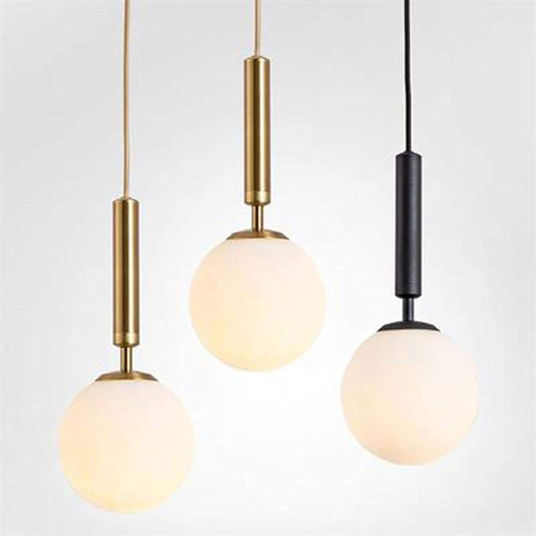 Moderne licht anhnger galvanisieren glas pendelleuchten wohnzimmer restaurant küche leuchten schlafzimmer nacht beleuchtung leuchte, eine 15 cm, warmes licht