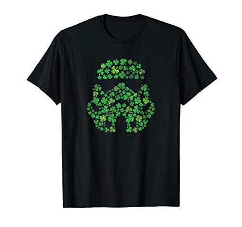 Star Wars Stormtroopers Green Shamrocks St. Patrick's Day T-Shirt