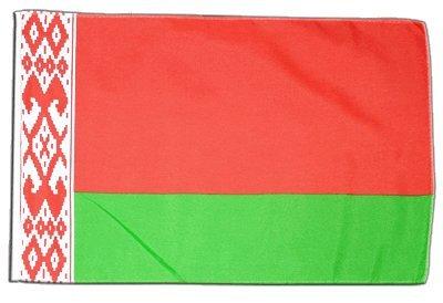Fahne Flagge Weißrussland (Belarus) 30 x 45 cm