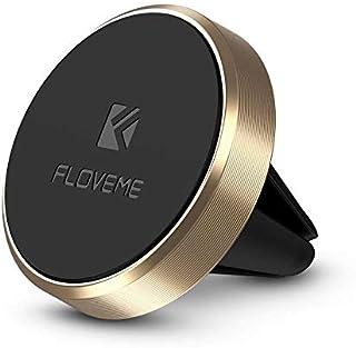 Magnetic Car Phone Holder - Gold